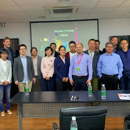 November 2019 Shanghai Seminar