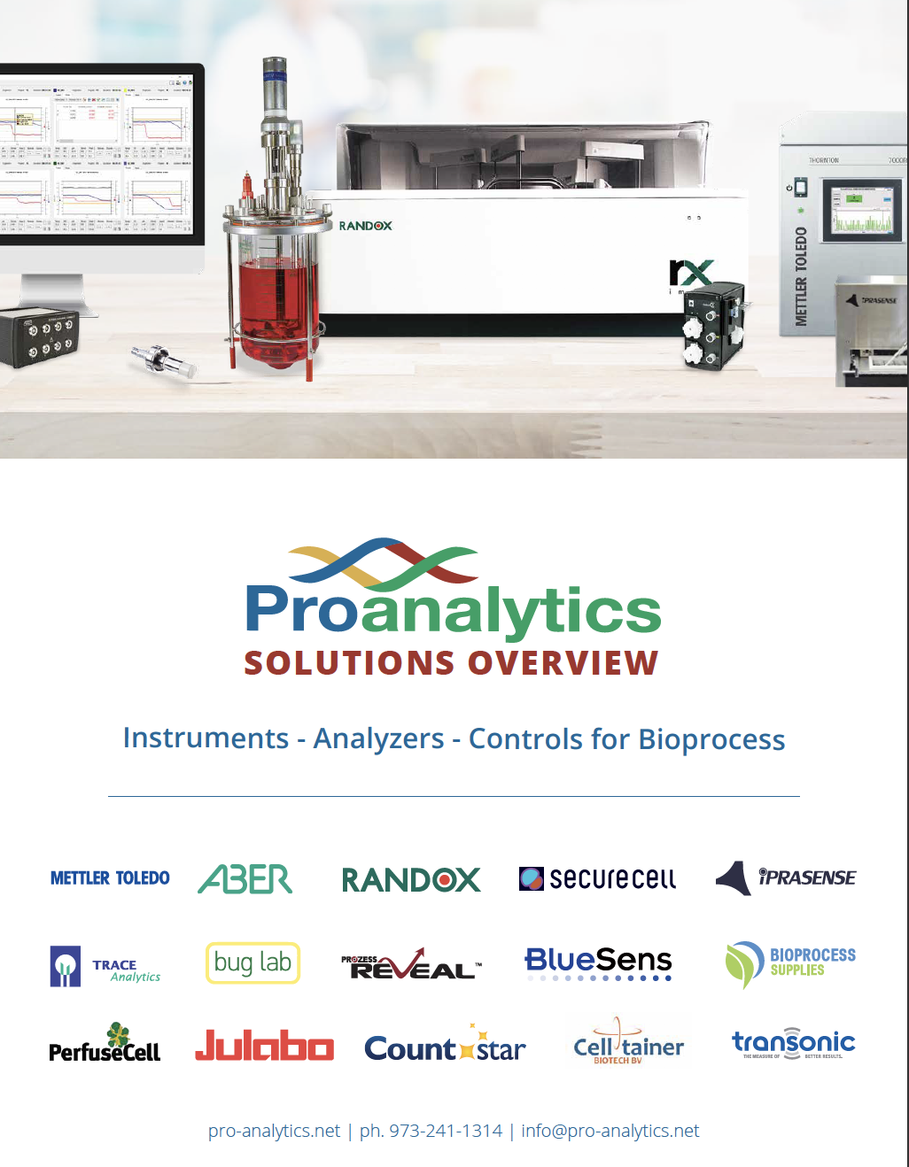 Proanalytics Bioprocess News